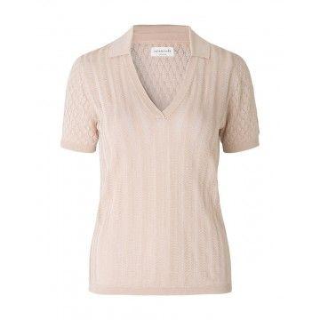 ROSEMUNDE - Damen Poloshirt - Puglia - Gray Morn