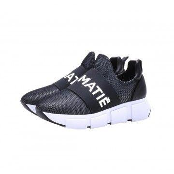 VIC MATIE - Damen Sneaker - Scarpa Jam/Lam/Velvet - Black