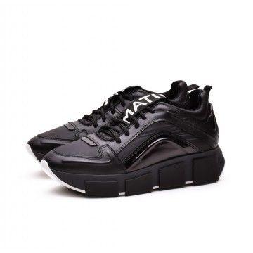 VIC MATIÉ - Damen Sneaker - Scarpa Sport - Black