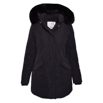 WOOLRICH - Damen Parka - W´s Luxury Arctic Parka Fox - black
